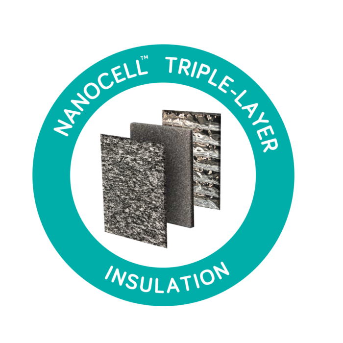 TRIPLE CELL INSULATION DVD