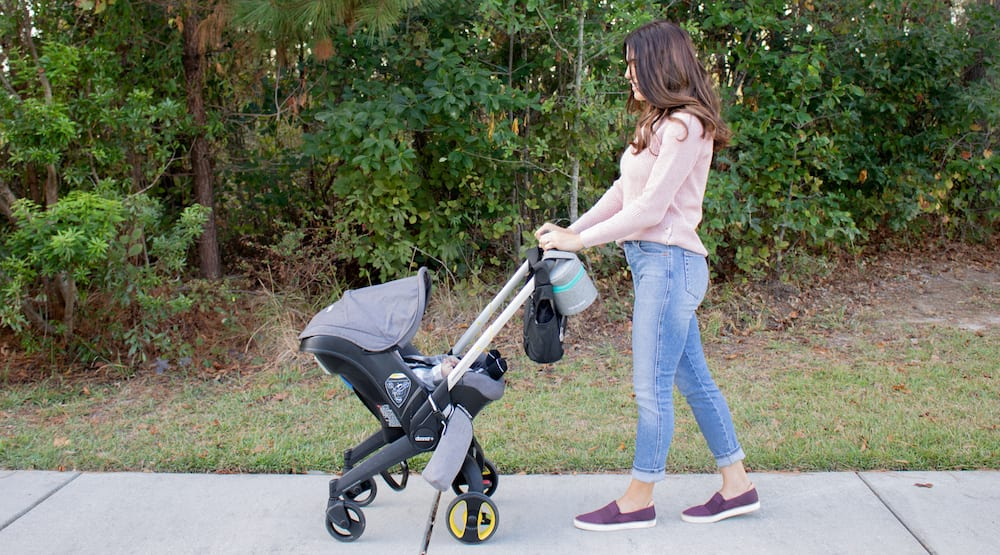 LizOz Stroller Walking 1